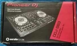 Controlador Pionner DDJ SB3