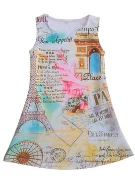 Vestido Torre Eiffel Paris