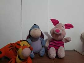 Amigos de Winnie Pooh
