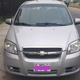 Chevrolet aveo LT SEDÁN