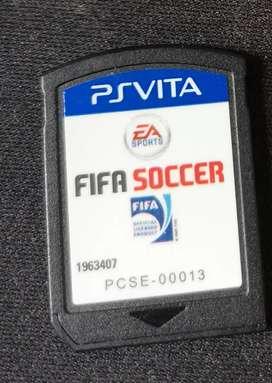 Juego PS VITA FIFA