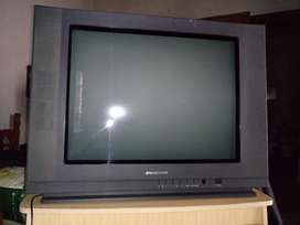 Mesa de Haya Y Tv 29 Philco con Control