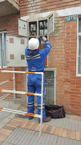 Servicio Técnico Electricista 24 Horas