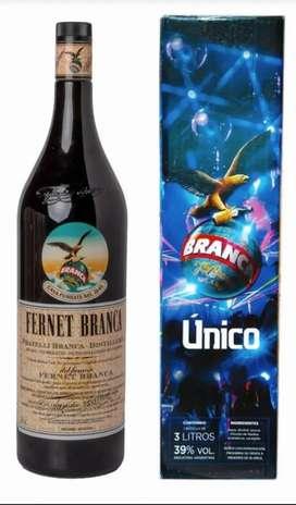 Vendo botellon 3 litros de Fernet. Se toma el contenido, ideal para un regalo. Escucho ofertas!.