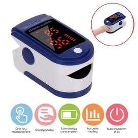 Pulsioxímetro de pulso para dedos de la salud Frecuencia cardíaca deportiva Fácilmente para ancianos y niños