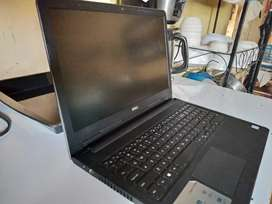 Laptop Dell Core i3 7th gen Negociable