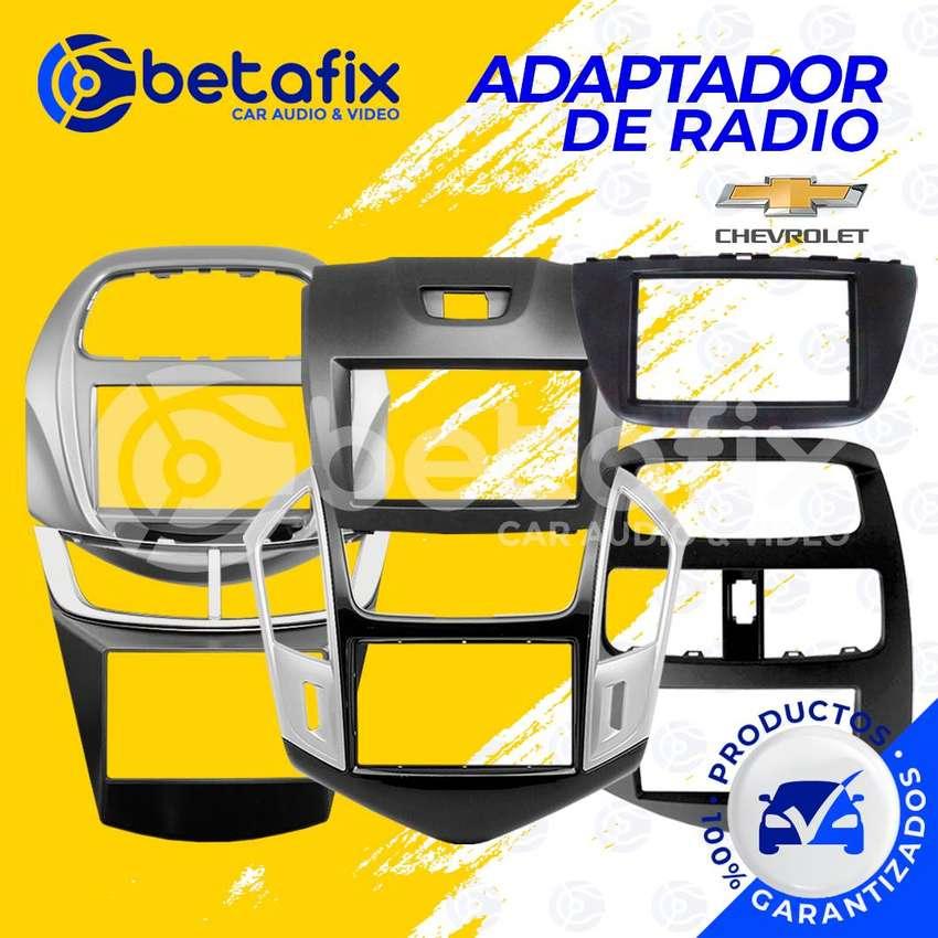 ADAPTADORES O METRAKIT DE RADIO PARA CHEVROLET BETAFIX DESDE