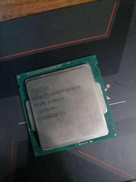 Procesador Intel Core I3 4170