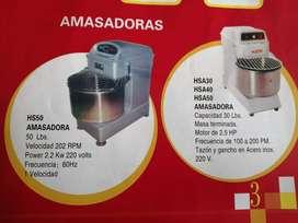 Batidoras , Amasadoras y REPUESTOS PARA ELLAS