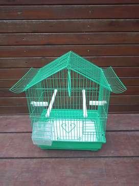 Vendo jaula para canarios