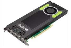 Tarjeta de video Nvidia Quadro profesional M4000 8GB