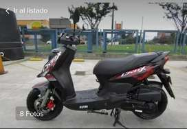 MOTO  SYM  CROX  150,    Modelo 2020