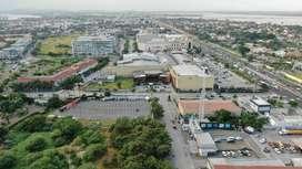 Alquiler de Terreno Comercial Esquinero KM 1.5 VIA Samborondon