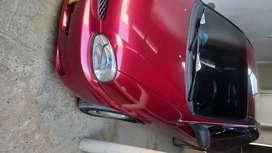 Chevrolet corsa mod. 2005, 210 mil km,  vidrios manuales No aire acondicionado, placas de bogota, bloqueo central alarma