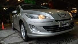 Peugeot 408 2.0 Allure Nav 143cv dic 2013 (casi 2014)