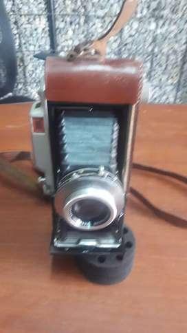 Preciosa cámara de fotos.
