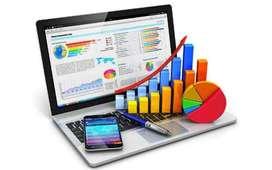 Se ofrecen servicios de asesorías contables medio tiempo o tiempo completo, declaraciones de renta o presentación de imp