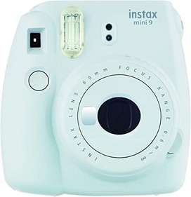 Instax mini 9 + lente + funda Instax
