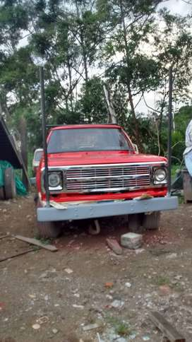 camioneta para transporte de material para la construcion