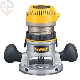 REBAJADORA DEWALT DW616 1 3/4HP 11A 24500RP