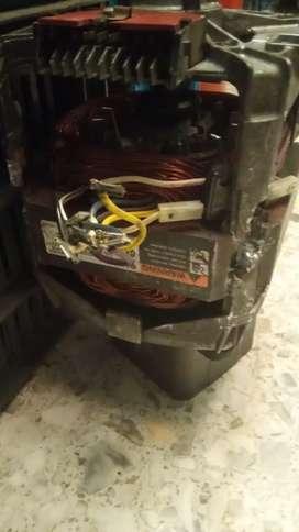 motor de labadora solo hay q cambiar bujes