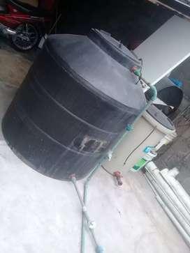 Tanque agua 1000 litros