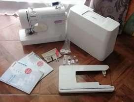 Vendo maquina de coser familiar brother