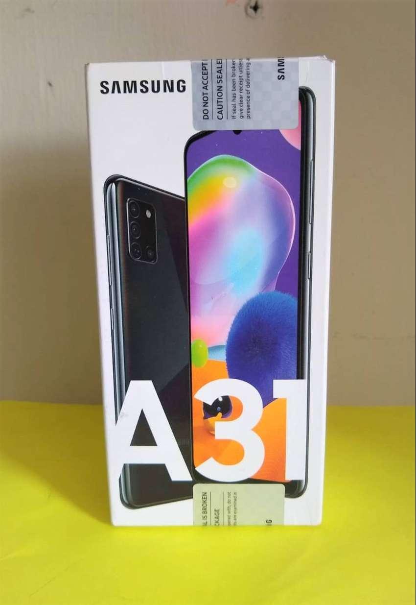 Samsung A31 4GB/128GB - SELLADO/EFECTIVO/TARJETA 0