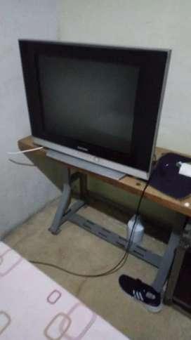 Televisor Samsung de los gordos
