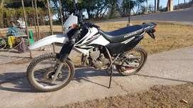 Honda Tornado Xr250 2013 Original