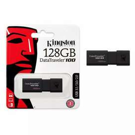Memoria USB Kingston 128GB