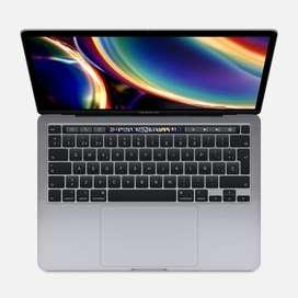 """Macbook pro 2020 touch bar 256gb core i5 13"""" Space Gray Sellados Originales Nuevos"""