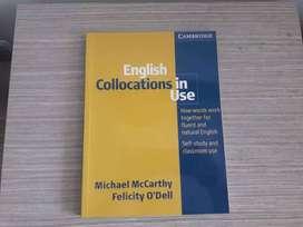 Libro English collocation in use