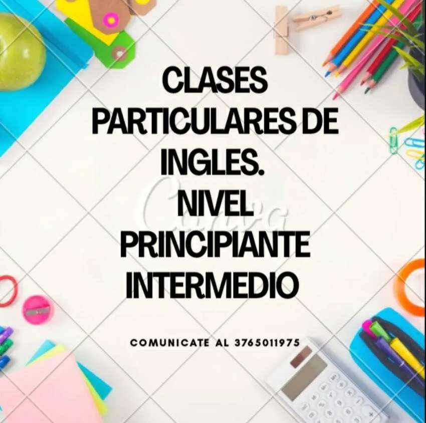Clases particulares de Inglés! 0