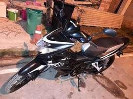 Moto caballito motor 1