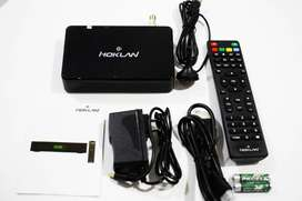 SMART TV BOX + DECODIFICADOR TDT