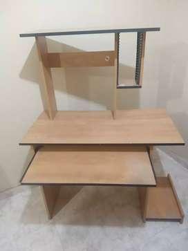 Vendo mueble para compu