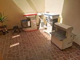 Remate de Maquinas de Panaderia
