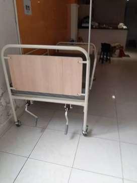 Cama hospitalaria