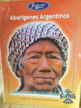 ABORIGENES ARGENTINOS    PRODUCCIONES MAWIS
