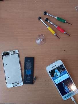 Reparación iPhones (iPhone.Serv)