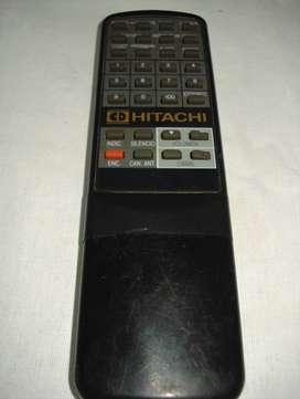 control remoto Hitachi 2468 (a reparar)