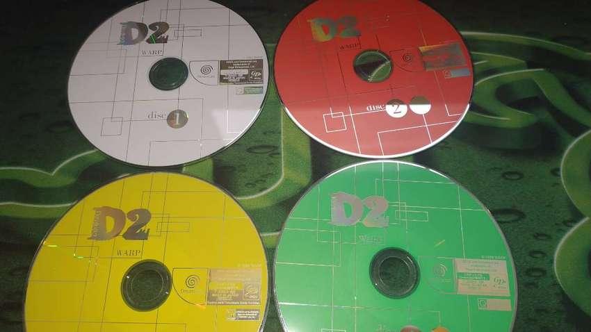 Juego D2 ORIGINAL para Sega Dreamcast zokolombia DC 0