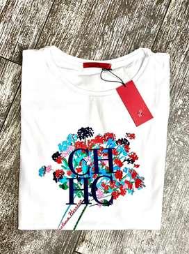 Camisetas femeninas 2705 carolina herrera envio gratis