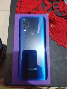 Motorola one visión a la venta 450.000