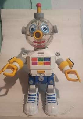 Robot Antiguo