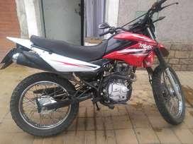Moto Corven Triax 150