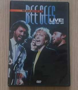 Concierto DVD original Beegees Live one for all ¡Como Nuevo!
