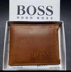 Billetera hugo boss caja marcada