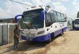 Colectivo de transporte publico